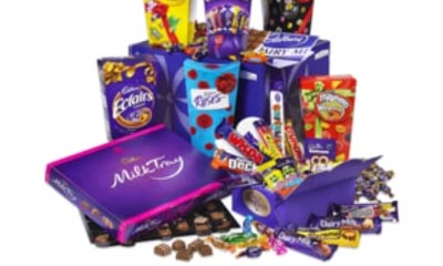 Win a Cadbury Celebration Hamper
