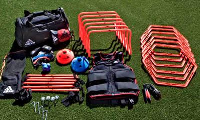 Win a Garden Footballers Skills Kit
