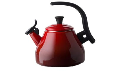 £41 off LE CREUSET Steel Kettle, 1.5 Litre