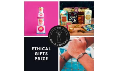 Win a £500 ethical gifts prize
