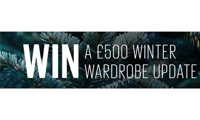 Win £500 to spend at Fatface
