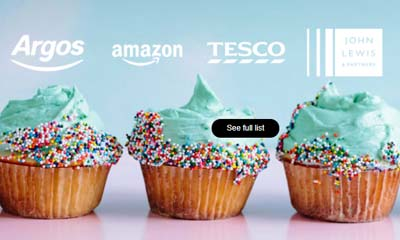 Free Stuff from Argos, Amazon, Tesco, John Lewis & More
