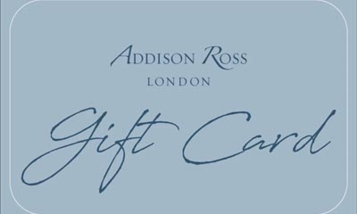 Win a gift card from Addison Ross
