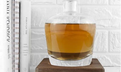 Win a LSA Glass Whisky Decanter