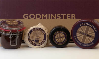 Win a Godminster Cheese Party Gift Set