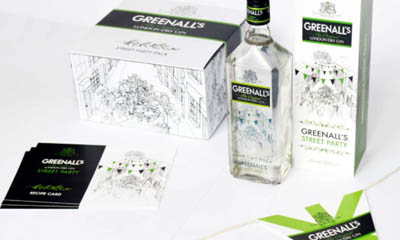 Free Greenall's Gin & Tonic Cans