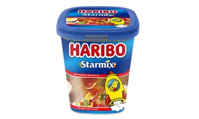 Free Haribo Candy Cup Starmix