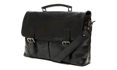 Win a Euston Leather Briefcase