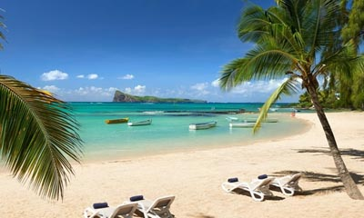 Win a holiday to the paradise of Mauritius