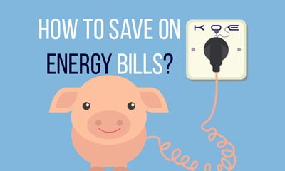 Free Switching Service - Save £100s on Energy Bills
