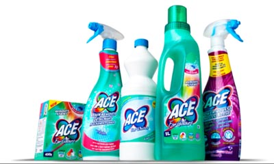 Win a huge ACE cleaning bundle