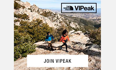 Join our VIPeak community for free and get £10 off!