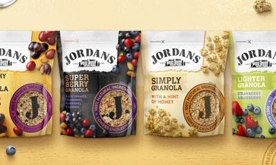 Win a Jordans Cereal