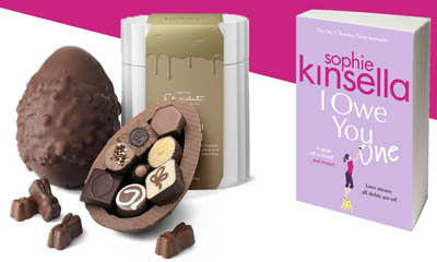 Win a Luxury Easter Egg from Hotel Chocolat