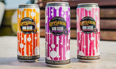 Free Kopparberg Alcohol-Infused Sparkling Waters