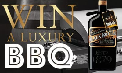 Win a Luxury BBQ & Whisky