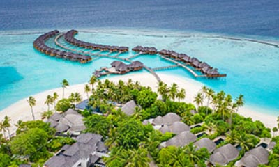 Win a luxury stay in the Maldives!