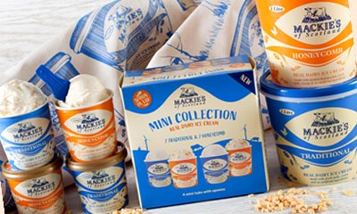 Free Mackie's Ice Cream Collection