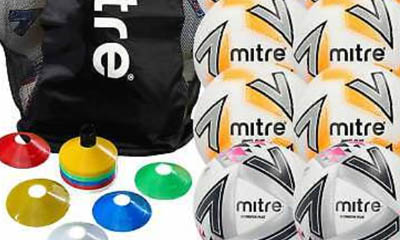 Free Fun Football Training Packs