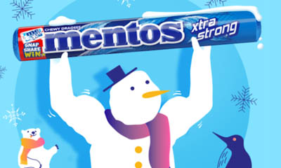 Free Mentos Xtra Strong Mints