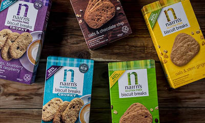 Free Nairn's Oat Biscuits Bundle