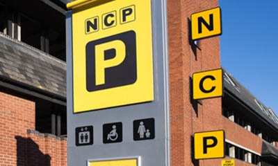 Free NCP Car Parking Space