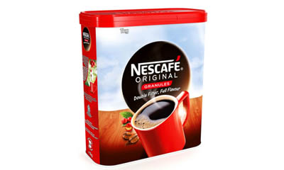 Free Nescafe Instant Coffee
