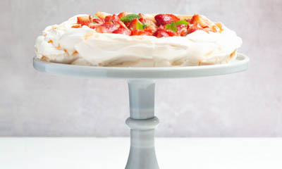 Win a Mosser Glass Cake Stand