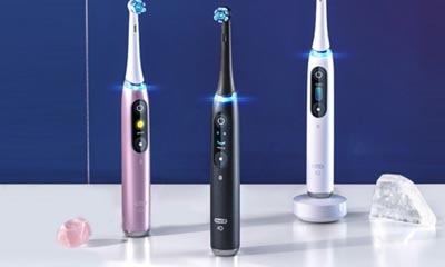 Free Oral-B iO Electric Toothbrush