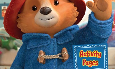 Free Activity Sheet - The Adventures of Paddington