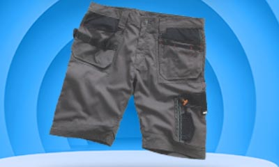 Free Pair of Scruffs Workwear Shorts