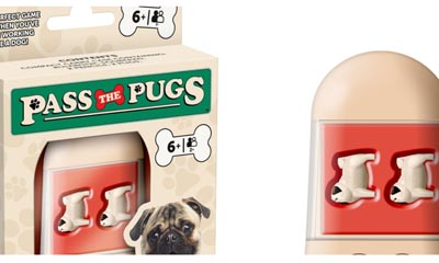 Free Pass the Pugs game