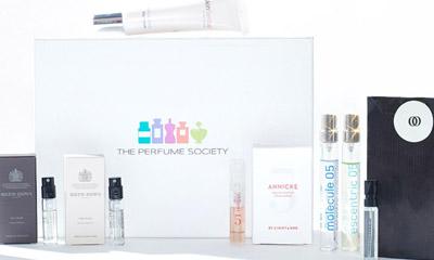 Free Perfume Discovery Box