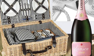 Win a Picnic Hamper