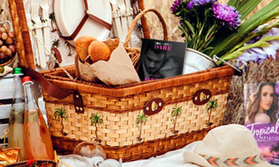 Win a Picnic Hamper with Mills & Boon
