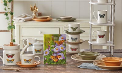 Win a Portmeirion Botanic Garden Harmony Tableware Set