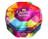 Free Tin of Quality Street