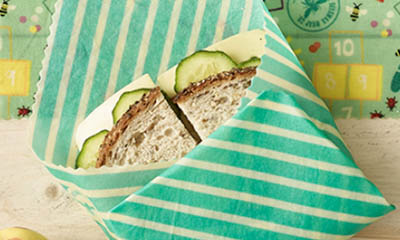 Free Reusable Sandwich Wraps