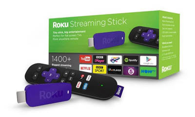 Free Roku Streaming Stick