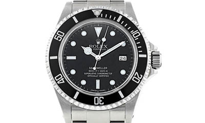 Win a Rolex Sea-Sweller Watch