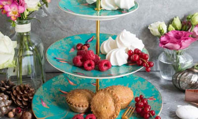 Win a Sara Miller London Portmeirion Cake Stand