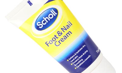 Free Scholl Foot & Nail Cream