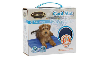 Win a Scruffs Self-Cooling Mat for Dogs