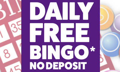 Daily Free Bingo (No Deposit)