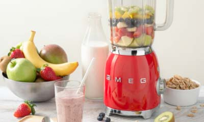 Win a SMEG Jug Blender