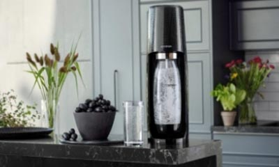 Free Sparkling Water maker