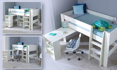 Win a Steens Midsleeper Bedroom Bundle