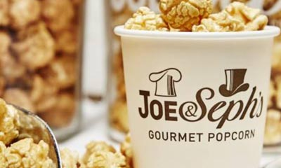 Win 1 of 3 Joe & Steph's Proper Popcorn Bundles