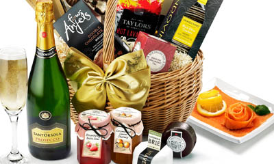 Free Easter Luxury Hamper