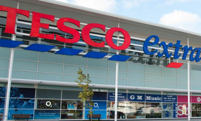 Early Opening Hours at Tesco